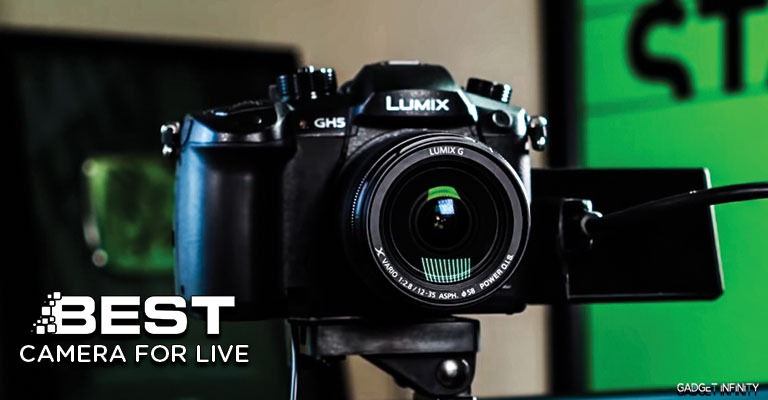 Best Camera for YouTube Live Streaming 1